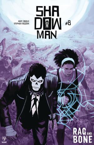Shadowman Vol 5 #8 Cover A Regular Tonci Zonjic Cover
