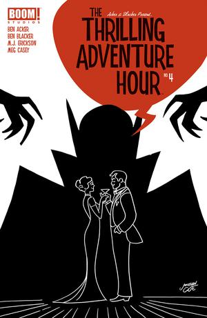 Thrilling Adventure Hour #4 Cover A Regular Jonathan Case Cover
