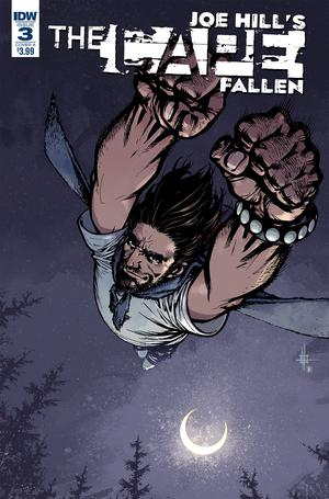 Joe Hills The Cape Fallen #3 Cover A Regular Zach Howard Cover