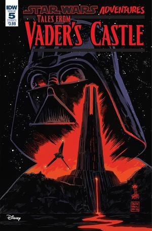 Star Wars Adventures Tales From Vaders Castle #5 Cover A Regular Francesco Francavilla Cover