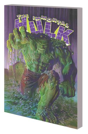 Immortal Hulk Vol 1 Or Is He Both TP