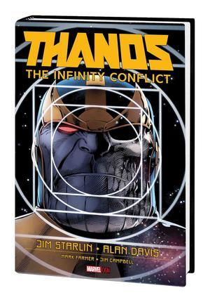 Thanos Infinity Conflict HC