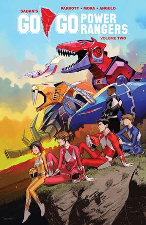 Sabans Go Go Power Rangers Vol 2 TP