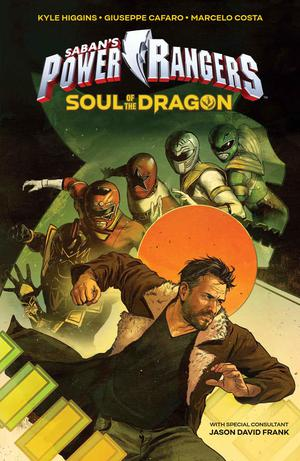 Mighty Morphin Power Rangers Soul Of The Dragon GN
