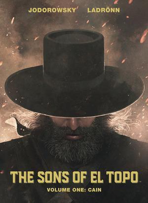 Sons Of El Topo Vol 1 Cain HC