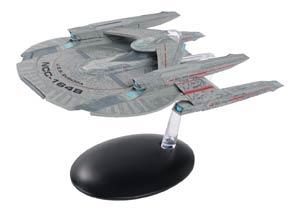 Star Trek Discovery Figurine Collection Magazine #5 USS Europa NCC-1648