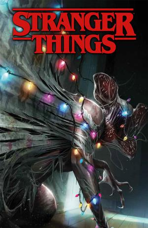 Stranger Things #1  Midtown Exclusive Francesco Mattina Variant Cover