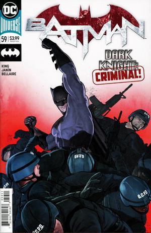 Batman Vol 3 #59 Cover A Regular Mikel Janin Cover
