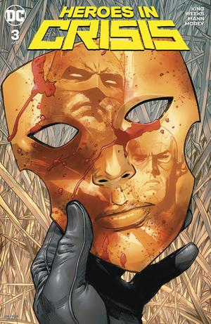 Heroes In Crisis #3 Cover A Regular Clay Mann Cover
