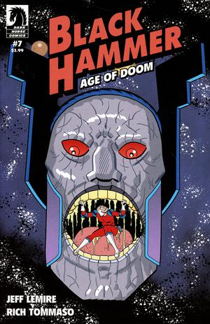 Black Hammer Age Of Doom #7 Cover A Regular Rich Tommaso Cover