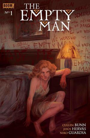 Empty Man Vol 2 #1 Cover A Regular Vanesa R Del Rey Cover