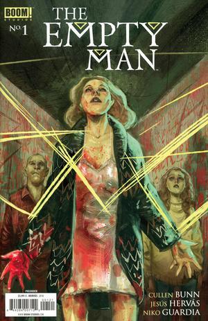 Empty Man Vol 2 #1 Cover B Variant Jesus Hervas Preorder Cover