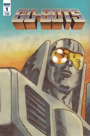 Go-Bots #1 Cover A Regular Tom Scioli Cover