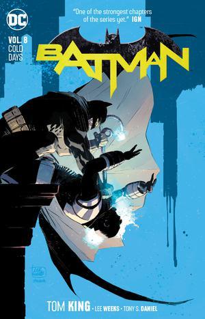 Batman (Rebirth) Vol 8 Cold Days TP