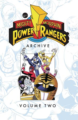 Mighty Morphin Power Rangers Archive Vol 2 TP
