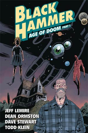 Black Hammer Vol 3 Age Of Doom Part I TP