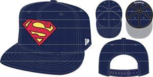 Superman Heather Crisp Previews Exclusive Snapback Cap
