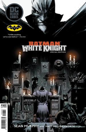 Batman White Knight Batman Day 2018 Special Edition #1 - FREE - Limit 1 Per Customer