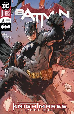 Batman Vol 3 #61 Cover A Regular Tony S Daniel Cover