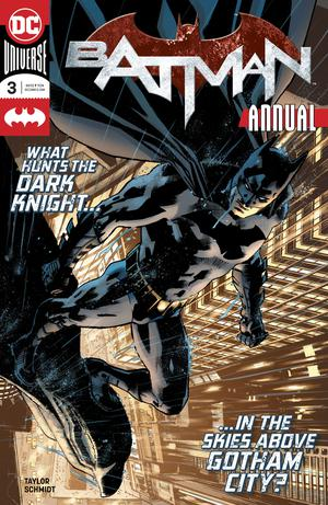 Batman Vol 3 Annual #3
