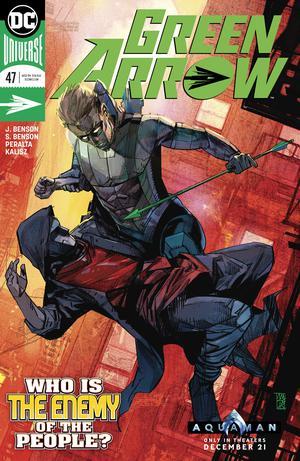 Green Arrow Vol 7 #47 Cover A Regular Alex Maleev Cover