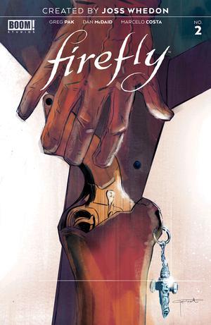 Firefly #2 Cover A Regular Lee Garbett Cover