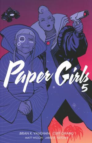 Paper Girls Vol 5 TP