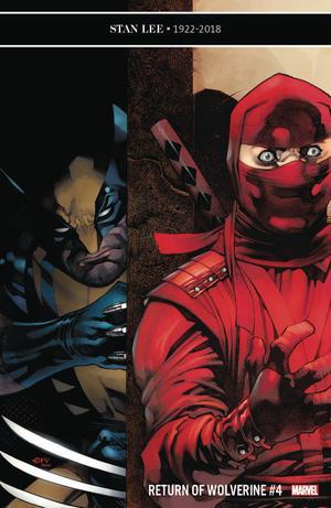Return Of Wolverine #4 Cover D Incentive Chris Stevens Variant Cover