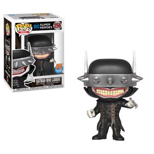 POP Heroes 256 Batman Who Laughs Previews Exclusive Vinyl Figure