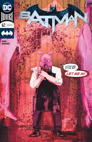 Batman Vol 3 #62 Cover A Regular Mitch Gerads Cover