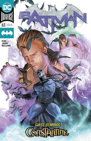 Batman Vol 3 #63 Cover A Regular Mikel Janin Cover