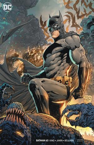 Batman Vol 3 #63 Cover B Variant Tony S Daniel Cover