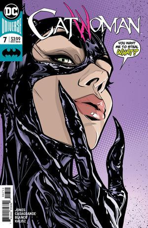 Catwoman Vol 5 #7 Cover A Regular Joelle Jones Cover