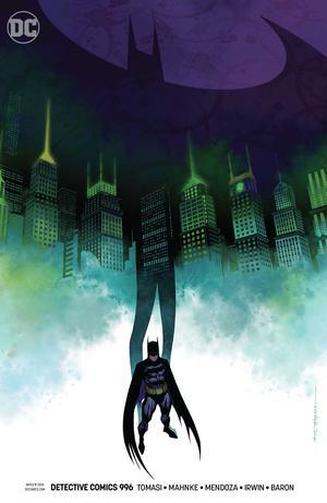 Detective Comics Vol 2 #996 Cover B Variant Brian Stelfreeze Cover