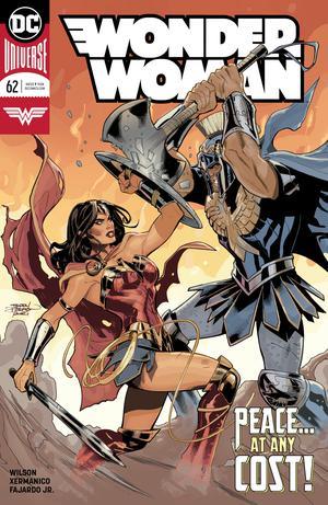 Wonder Woman Vol 5 #62 Cover A Regular Terry Dodson & Rachel Dodson Cover