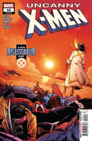 Uncanny X-Men Vol 5 #10 Cover A Regular Giuseppe Camuncoli Cover