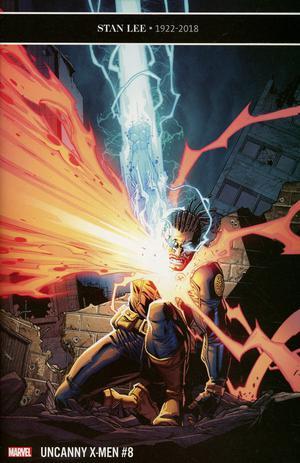 Uncanny X-Men Vol 5 #8 Cover A 1st Ptg Regular Giuseppe Camuncoli Cover