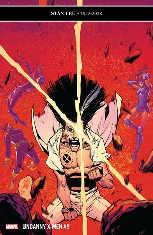 Uncanny X-Men Vol 5 #9 Cover A Regular Giuseppe Camuncoli Cover