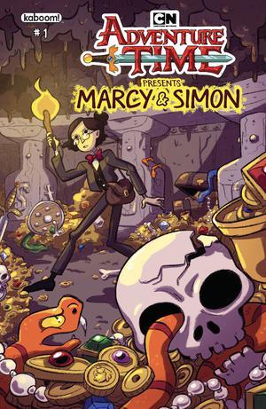 Adventure Time Marcy & Simon #1 Cover C Variant Lisa Dubois Simon Preorder Cover