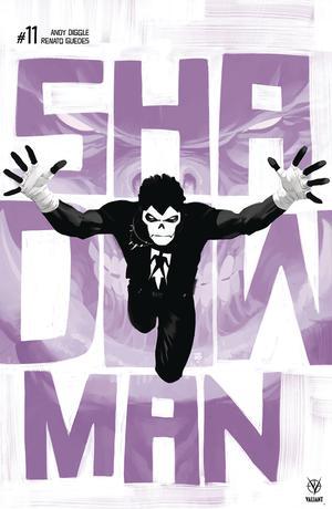 Shadowman Vol 5 #11 Cover A Regular Tonci Zonjic Cover