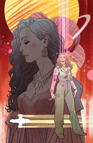 Firefly #3 Cover D Incentive Marguerite Sauvage Virgin Variant Cover