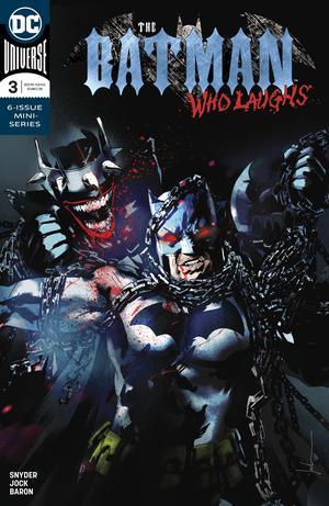 Batman Who Laughs #3 Cover A Regular Jock Cover