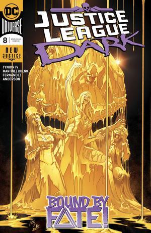 Justice League Dark Vol 2 #8 Cover A Regular Alvaro Martinez Bueno & Raul Fernandez Cover