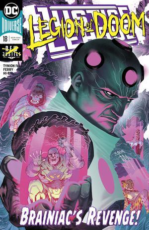 Justice League Vol 4 #18 Cover A Regular Francis Manapul Cover