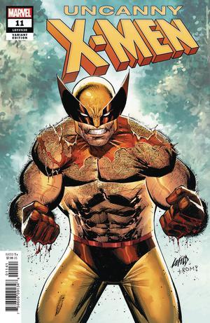 Uncanny X-Men Vol 5 #11 Cover B Variant Rob Liefeld Cover