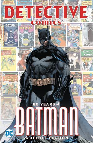 Detective Comics 80 Years Of Batman Deluxe Edition HC