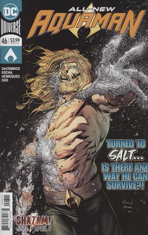 Aquaman Vol 6 #46 Cover A Regular Robson Rocha & Daniel Henriques Cover