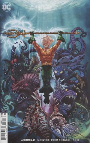 Aquaman Vol 6 #46 Cover B Variant Esteban Maroto Cover