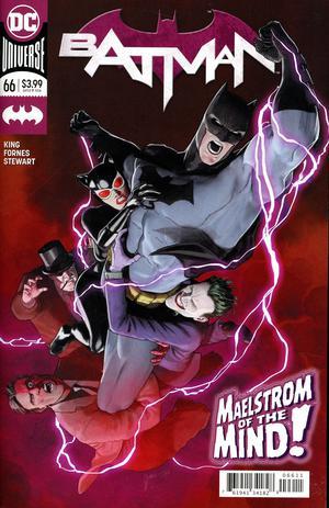Batman Vol 3 #66 Cover A Regular Mikel Janin Cover