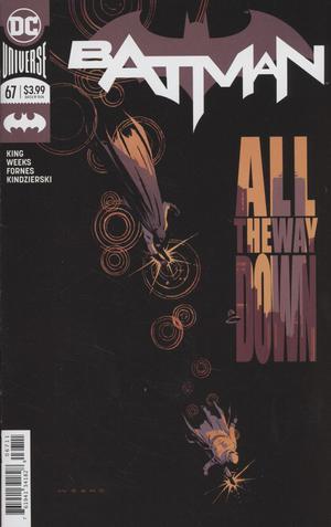 Batman Vol 3 #67 Cover A Regular Lee Weeks Cover